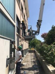 Lavaggio Facciata