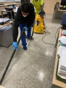 Sanificazione a Vapore